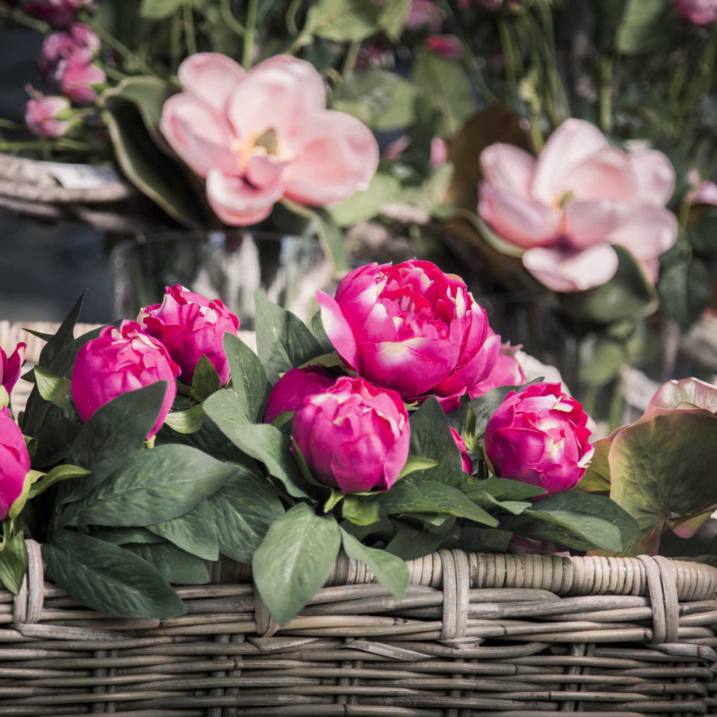 Fiori artificiali greenvillage for Arredare con fiori finti